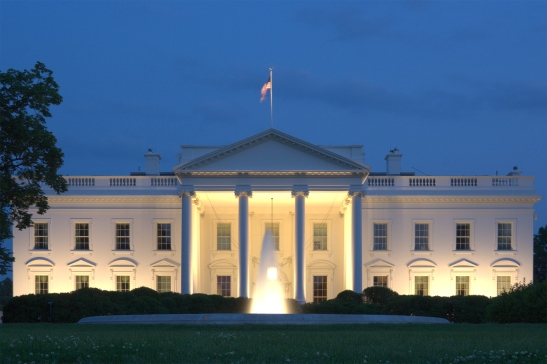 White_House_Front_Twilight
